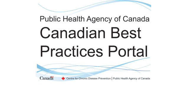 Canadian Best Practices Portal