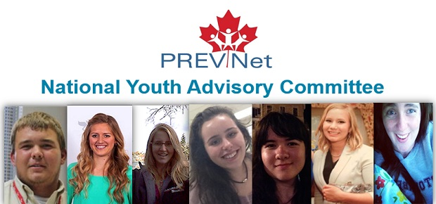 PREVNet's National Youth Advisory Committee: Results of Social Media and Safety Survey
