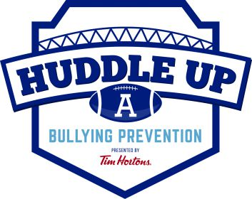 Huddle Up Program Logo