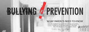 Parents Bullying Prevention Book
