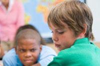 Aider l'élève victime d'intimidation
